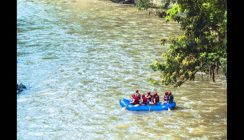 Kayak, canopy, ciclismo de montaña y rapel son algunos de los deportes favoritos de los turistas que llegan a Oxapampa. (Foto: Fernando Criollo / PromPerú)