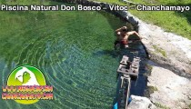 Atrévete a descubrir la Piscina Natural Don Bosco – Vitoc – Chanchamayo
